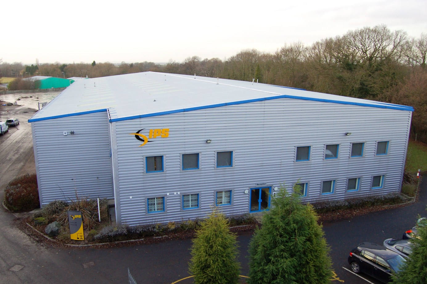 Check out the latest news from ips ips move to bigger for 10000 square feet building